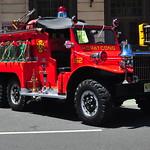 Hopatcong Fire Department Defiance Engine Company No. 3 Brush 152