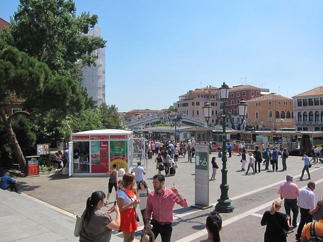 Fmta and Ponte degli Scalzi