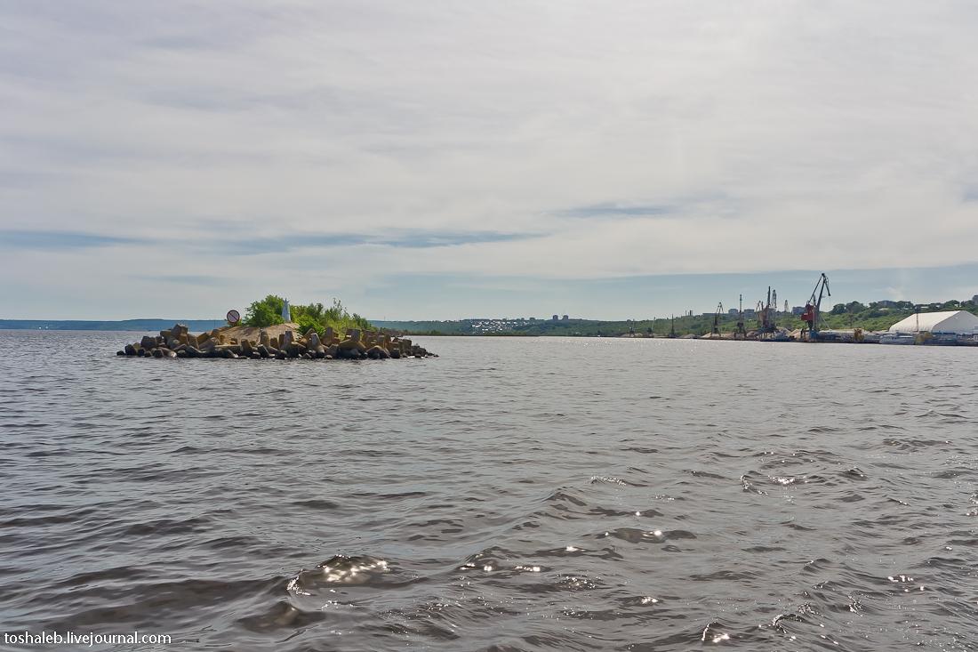 Куйбышевское водохранилище-17