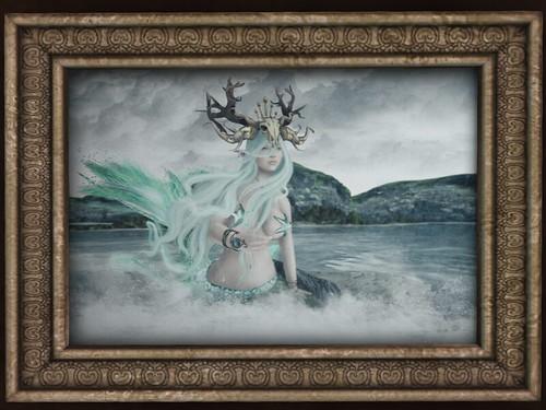 A Siren's Call by Naniel Finlayson