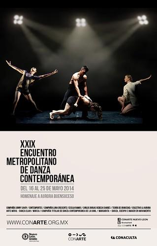 XXIX Encuentro de Danza Metropolitana de Monterrey