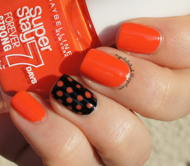 Maybelline SuperStay Couture Orange_2