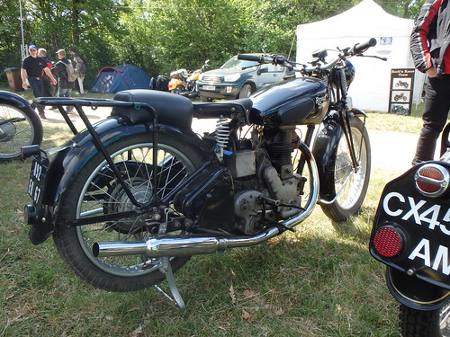 Royal Enfield 350 Clipper 350cc OHV