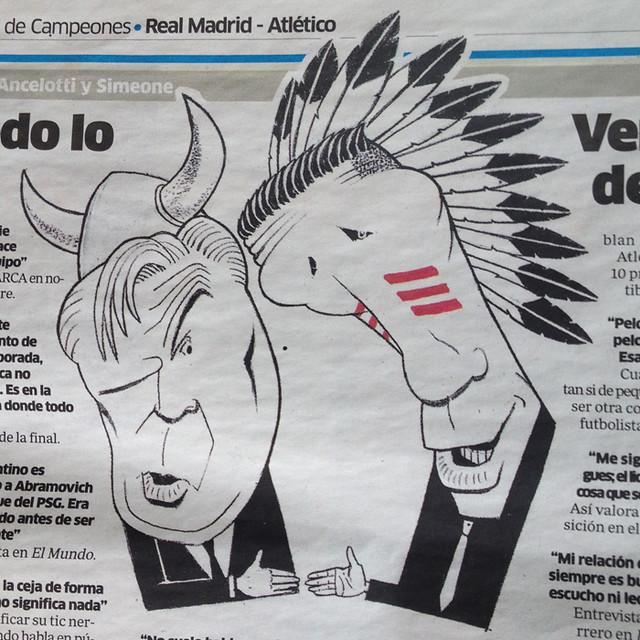 西班牙报纸