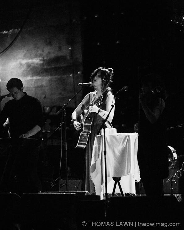 Chelsea Wolfe @ Aladdin Theater, Portland 6/8/14