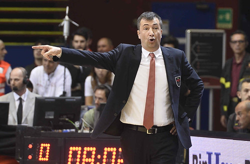 Two more seasons with Coach Luca Banchi