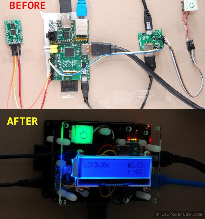 Custom Laser cut raspberry Pi 3 case