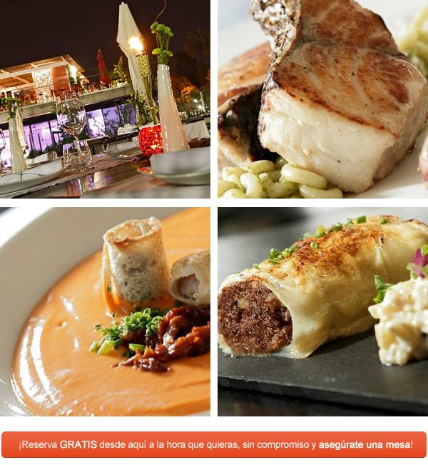 Restaurante Puerto Delicia, con su terraza espectacular y la mejor comida andaluza de Sevilla