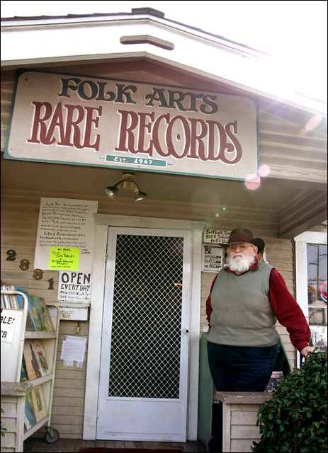Folk Arts Rare Records