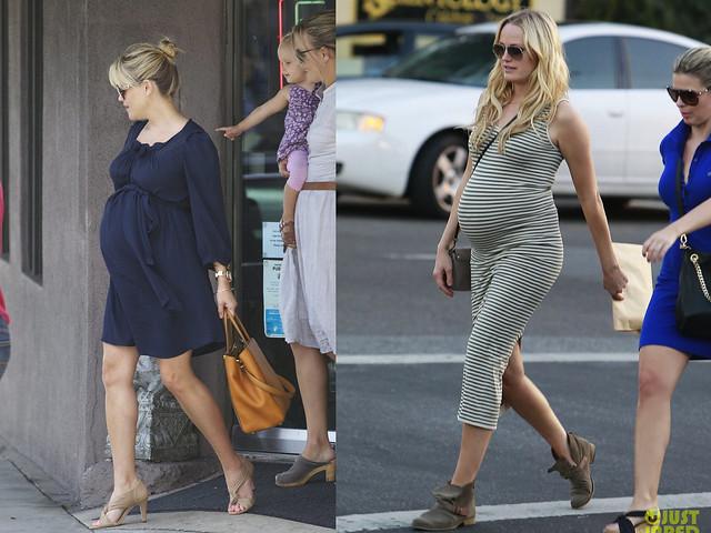 Look embarazadas