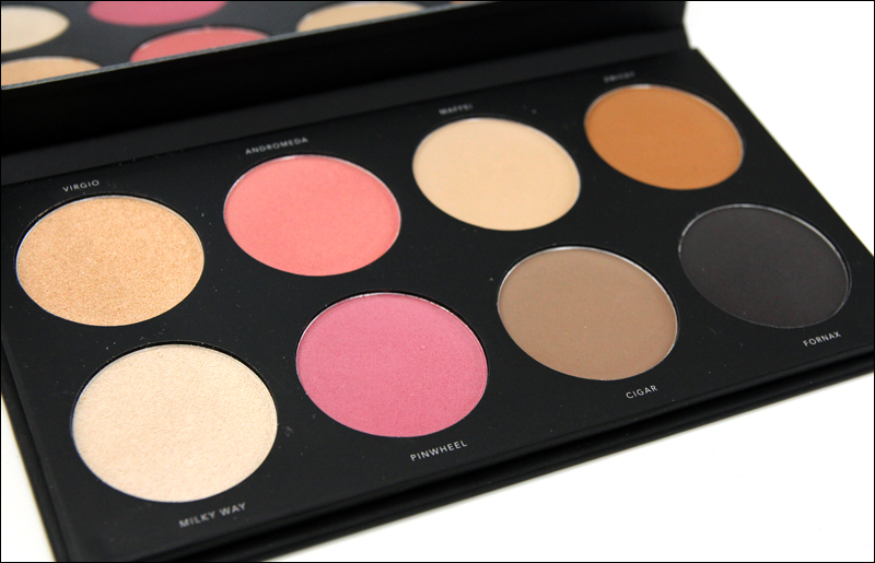 LH cosmetics infinity palette2
