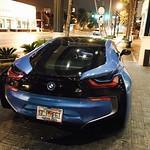 BMW i8, South Beach, Miami