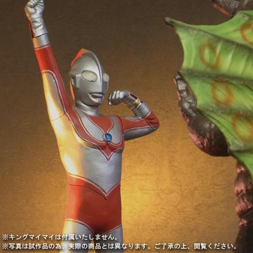 X-PLUS 大怪獸系列《歸來的超人》超人力霸王傑克 (登場姿勢) 帰ってきたウルトラマン (登場ポーズ)
