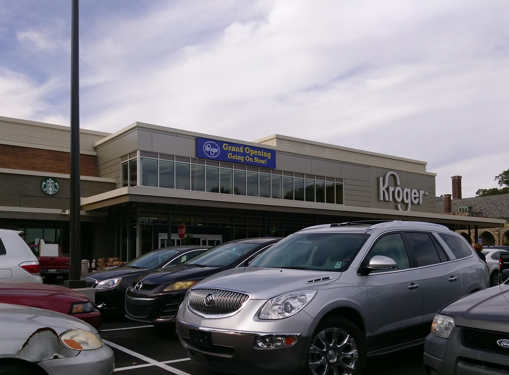 Welcome to the new Union Ave  Kroger in midtown Memphis! | Flickr