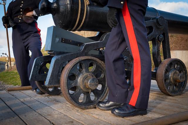 Fort George on Citadel, Nikon D500, AF-S DX Zoom-Nikkor 17-55mm f/2.8G IF-ED