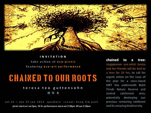 Chained to Our Roots - 1
