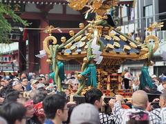 Mikoshi, Sanja Festival, Asakusa
