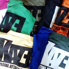 風組、ポロ・Tシャツ カラーコレクション