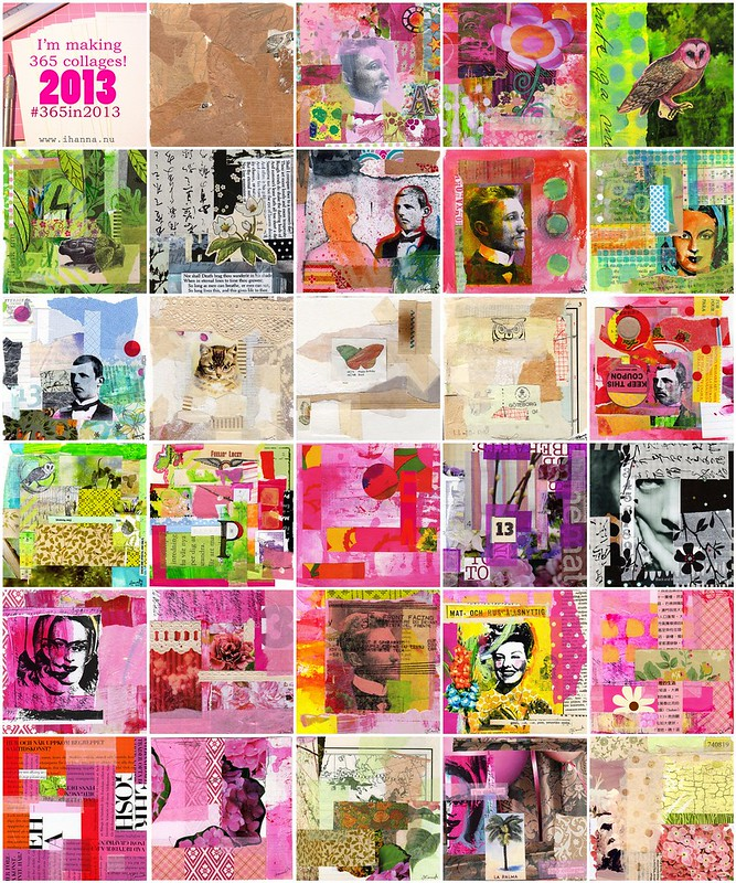365 Collages in 2013