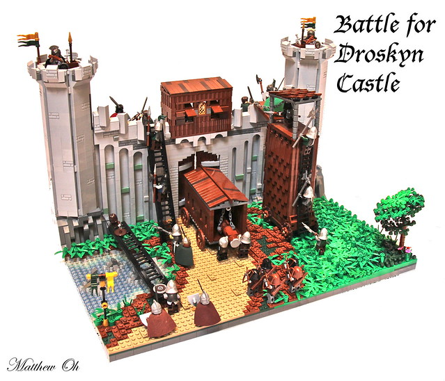 Battle for Droskyn Castle