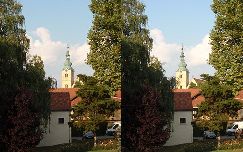summer sky clouds stereoscopic 3d day july stereo stereoscopy xeyes samobor xview 2013 xeyed