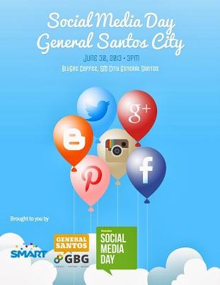 social media day, gbg gensan