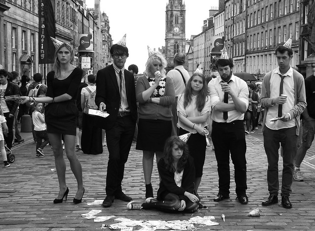 performers on the Mile 081
