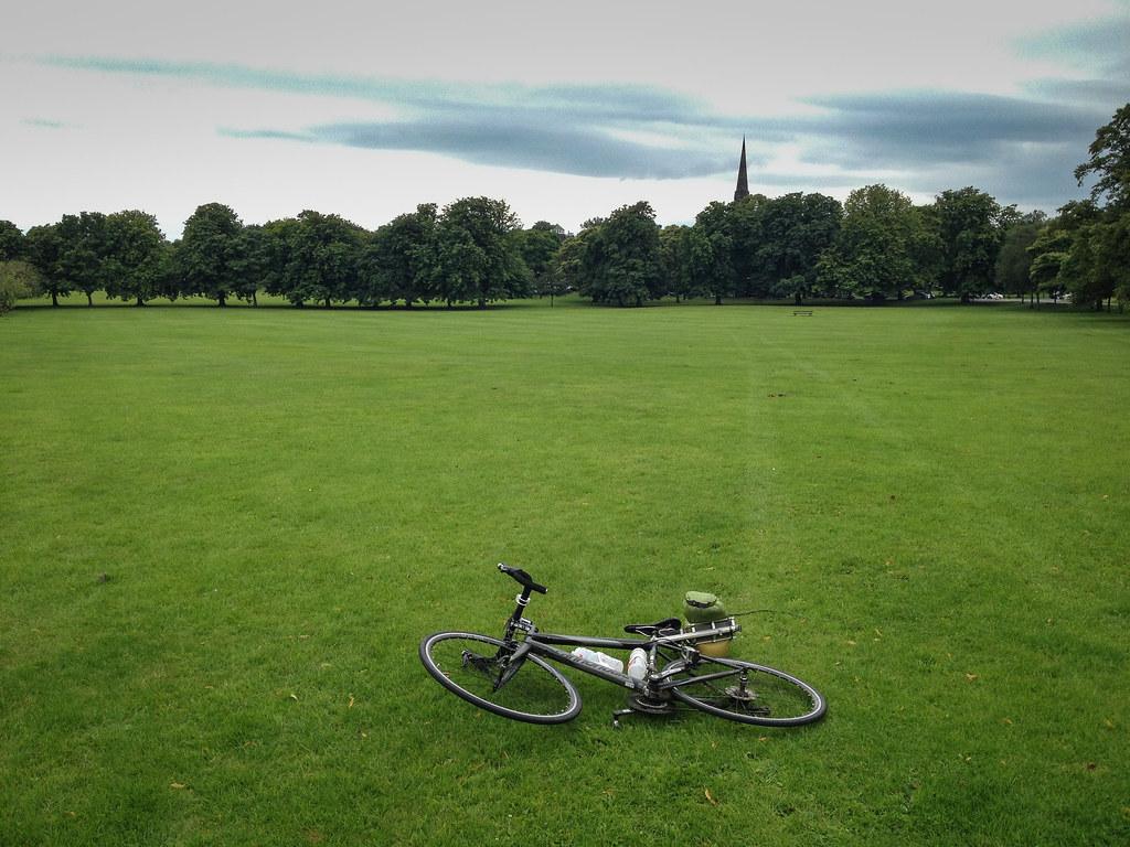 Harrogate - the end of the Tour de France Grand Depart