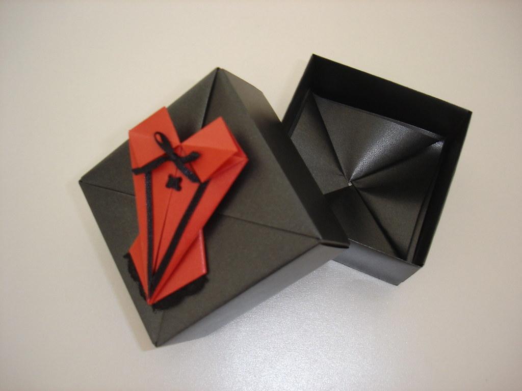 Danielagimas Most Interesting Flickr Photos Picssr Origami Boxes Tomoko Fuse S Box Corset