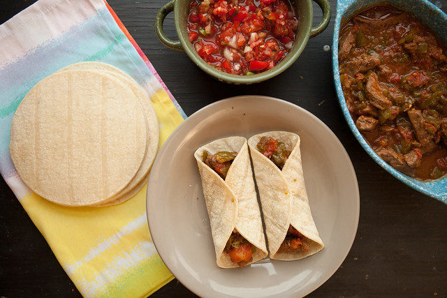 Slow Cooker Pepper Steak TacosIMG_4259