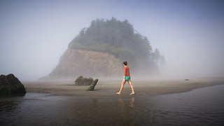 Neskowin Beach, Oregon