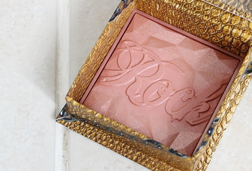 Benefit Cosmetics Rockateur Blusher Review
