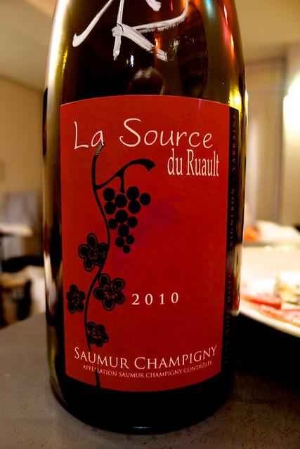 赤ワインその1