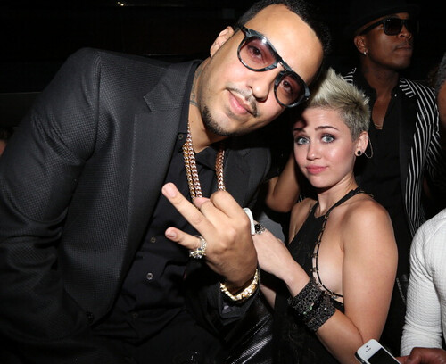 """French Montana Talks """"Ain't Worried About Nothin"""" Remix & """"FU"""" Collabs with Miley Cyrus"""