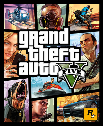 Grand Theft Auto V on PS3