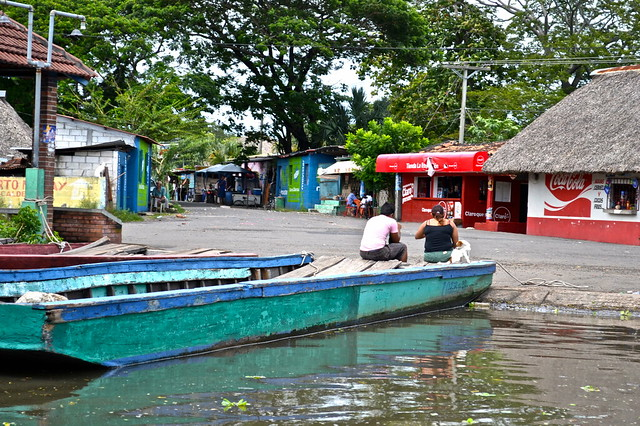 Car Ferry - Monterrico, Guatemala