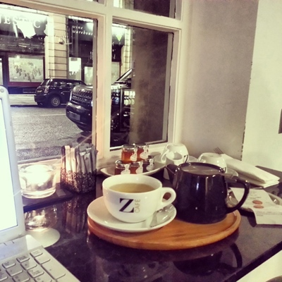 Z Cafe Victoria