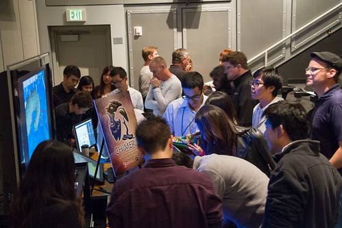 Demos after Quarter Presentations