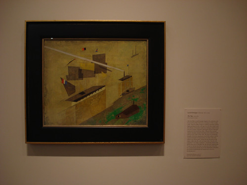 DSCN8780 _ The Tug, 1934-1937, Lyonel Feininger (1871-1956), Norton Simon Museum, July 2013