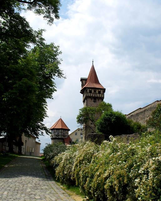 Kirchenburg St. Michael, Ostheim v.d. Rhön