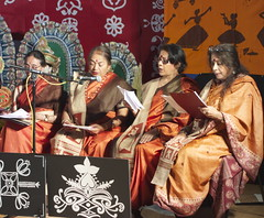 Durga puja, Cambridge: The Tagoreans