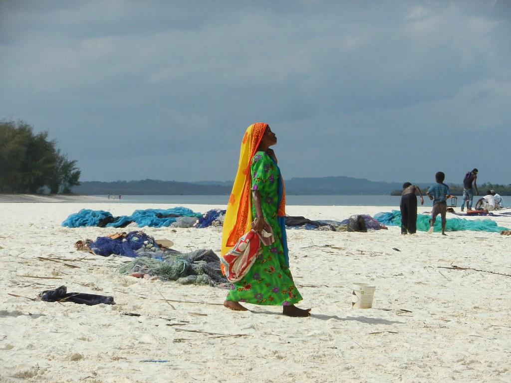 Занзибар - яркий остров
