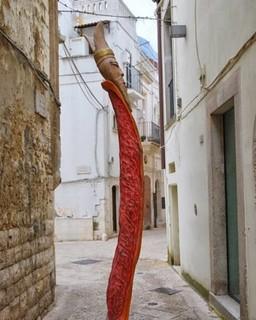 cardinale scultura mario vacca