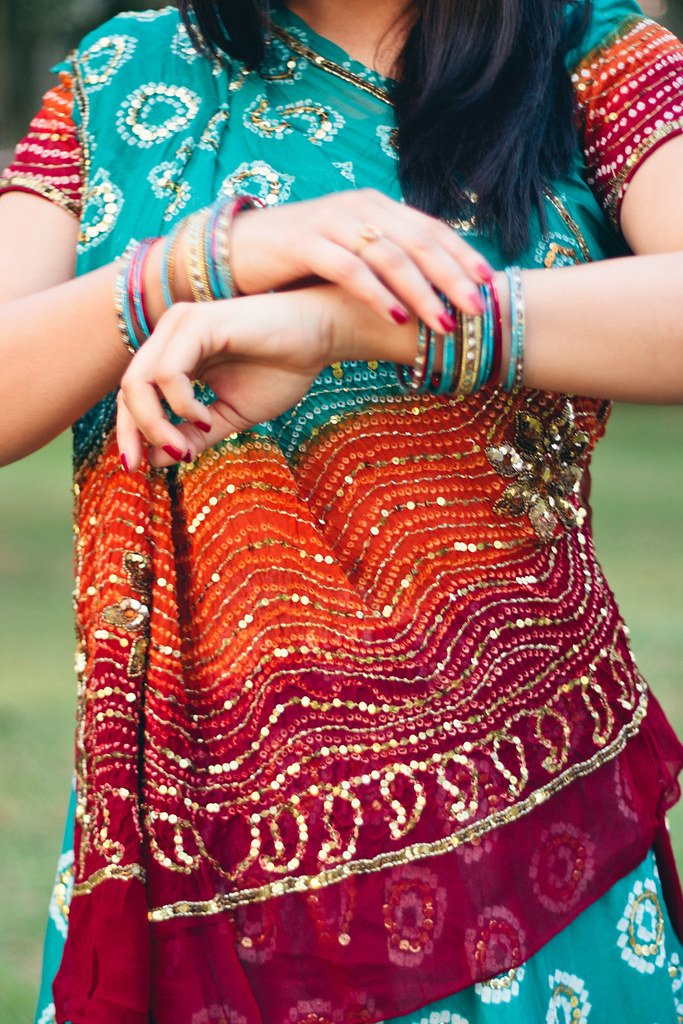 Indian festivities, indian clothes, navratri, garba, chaniyacholi