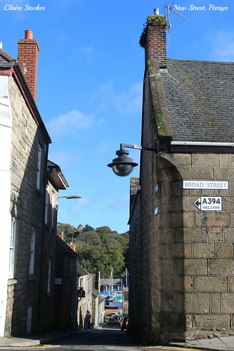 New Street, Penryn, Cornwall by Stocker Images
