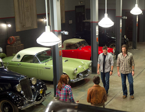 Recap/review of SUPERNATURAL 9x04 'Slumber Party' by freshfromthe.com