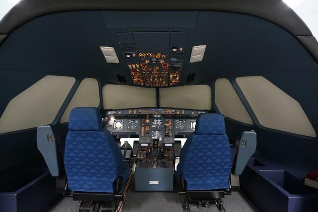 Korean Air Building - Korea - Aviation Facility Tour - asian on air blogger-019