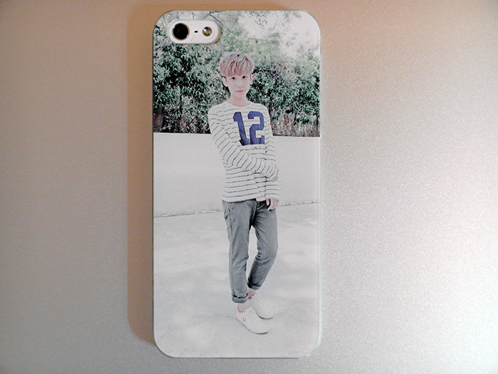typicalben on phone case