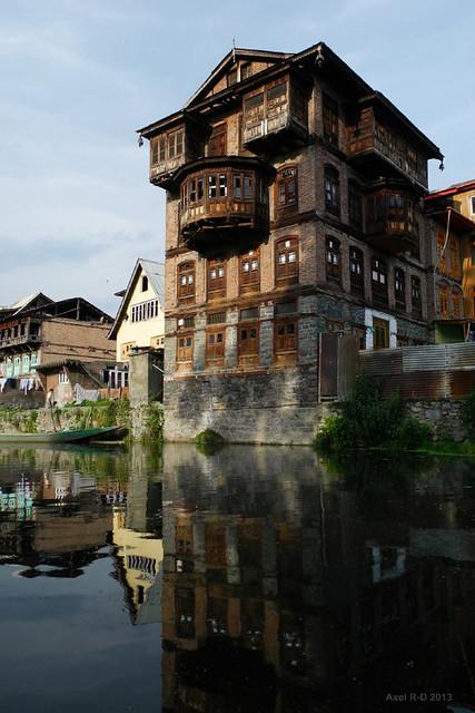 Waterways - Srinagar, Kashmir