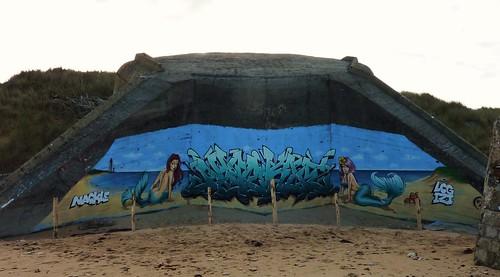 blockhaus saint clément des baleines, ile de ré, kuny
